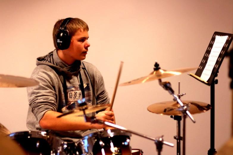 Moderner Schlagzeugunterricht Bamberg