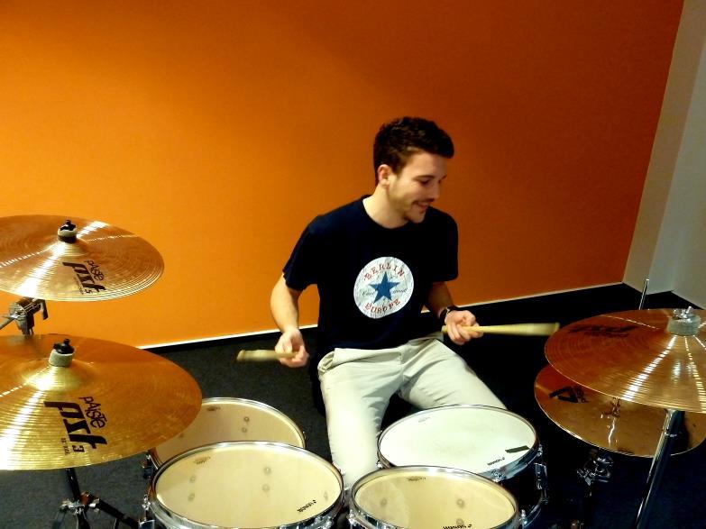 Schlagzeug lernen in Bamberg