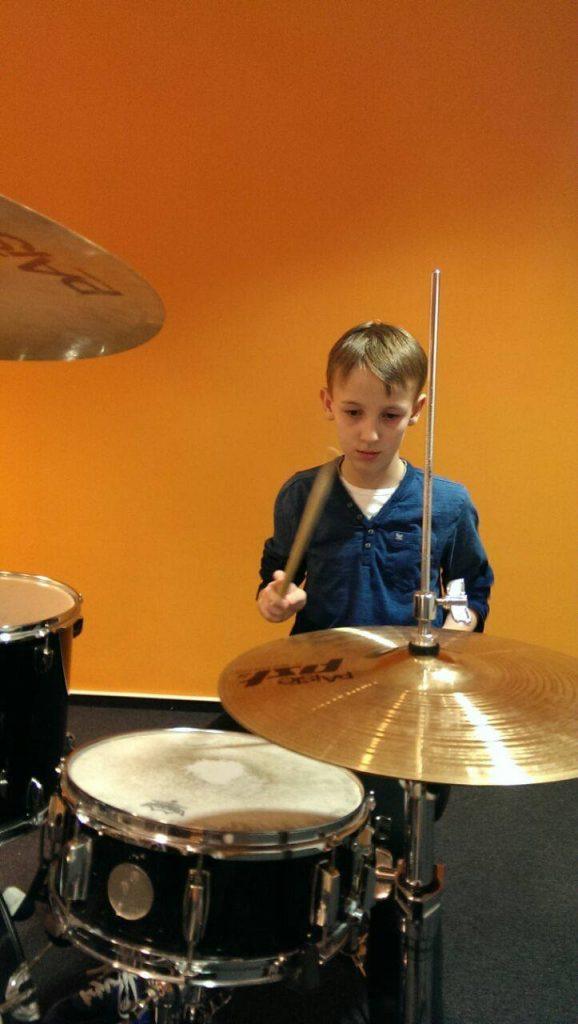 Schlagzeug lernen Bischberg