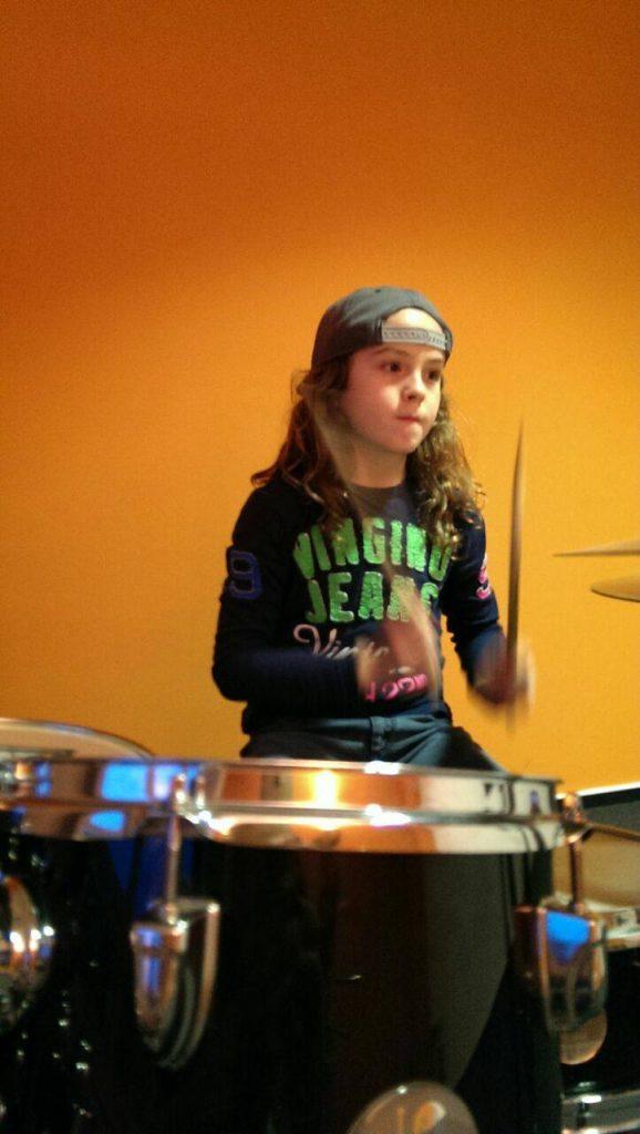 Schlagzeugunterricht Kinder Bamberg
